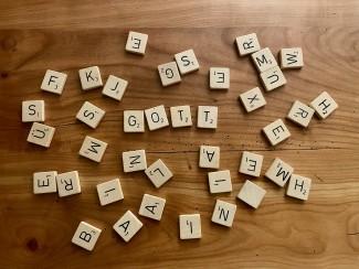 Gott in Scrabble